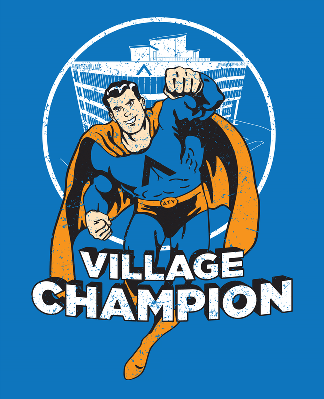 ATV - Village Champion graphic