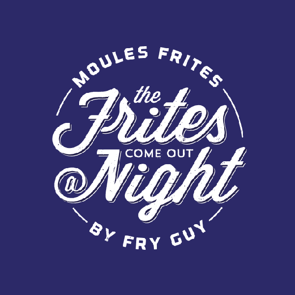 Moules Frites graphic